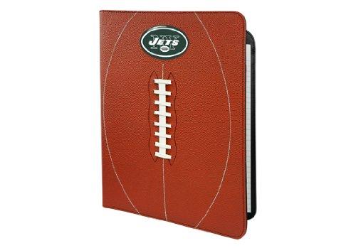 Jet Binder (NFL New York Jets Classic Football Portfolio-8.5x 11-Inch)