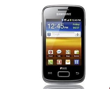 amazon com new samsung galaxy y duos gt s6102 dual sim unlocked rh amazon com Duos Samsung Galaxy J1 Samsung Galaxy Core 2