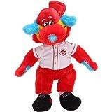 """Cincinnati Reds 14"""" Plush Mascot - Gapper"""