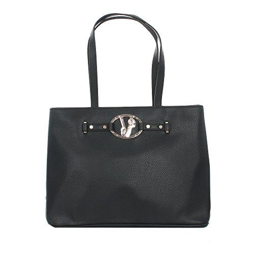 Versace Jeans Shoulder Bags Woman - Polyester (e1vqbbj775476) Black