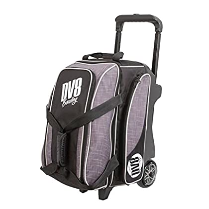 Image of Bags DV8 Circuit Double Roller Bowling Bag, Grey