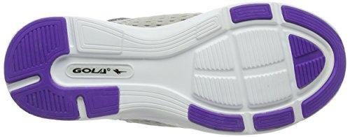 Sneakers Womens Grey Gola Fitness Active Sondrio Gola Active Iqfw0nYd