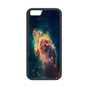 IPhone 6 Case Nebula Explosion, [Black]