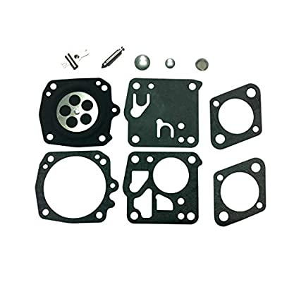 C·T·S Carburetor Repair/Rebuild Kit Replaces Tillotson RK-21HS for Stihl 041 045 051 056 076 TS50 TS510 TS760: Garden & Outdoor