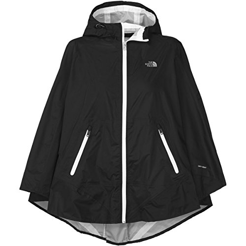 The North Face Mindfully Designed Poncho for Women (TNF Black)