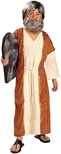 Biblical Jesus Child Costumes (Forum Novelties Biblical Times Moses Costume, Child Small)