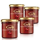 Carli Sundried Tomato Spread. Four 130 Gram (4.6 oz.) jars.