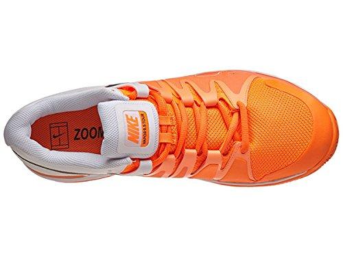 Nike Zoom Ånga 9,5 Tur Tart / Svart / Vit / Svart Kvinna Tennisskor