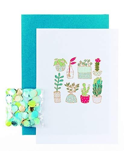 Kit Tarjeta Cumpleaños (foto - Rico Design Hygge - Cactus y ...