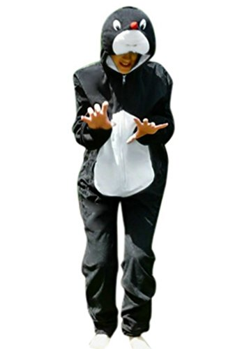 Fantasy World Mole Costume Halloween f. Men and Women, Size: M/ 08-10, (Good Costume Ideas For Guys)