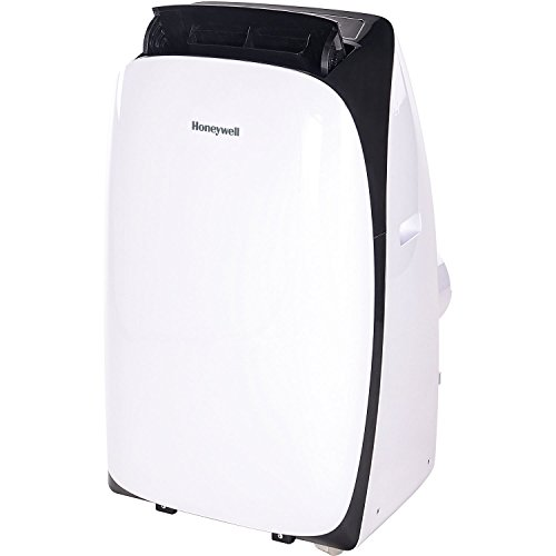 Honeywell Portable Air Conditioner, Dehumidifier & Fan for Rooms Up to 500 Sq. Ft with Remote Control, 12000 BTU