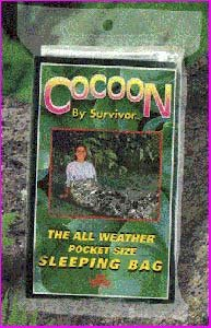 Cocoon Thermal Sleeping Bag