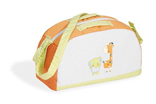 INTERBABY 91255 - Pañal modelo de bolsa de elefante / jirafa