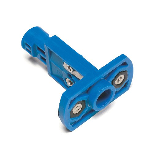 Elmer's CrayonPro Electric Crayon Sharpener Replacement Blade Cartridge, Blue (1681)
