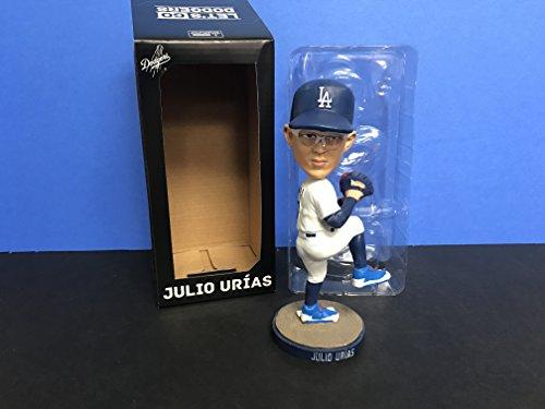 Julio Urias 2017 Los Angeles Dodgers Bobble Bobblehead SGA