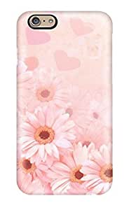 AxNQLsR4819ONleB Case Cover Pretty Daisies Iphone 6 Protective Case
