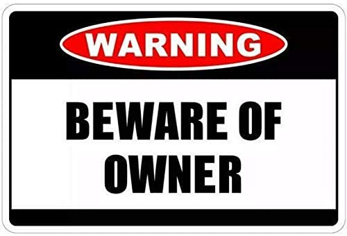 Metal Plate Sign Private No Public WAY Gate Bar Warn Home Wall Store Decor Cave