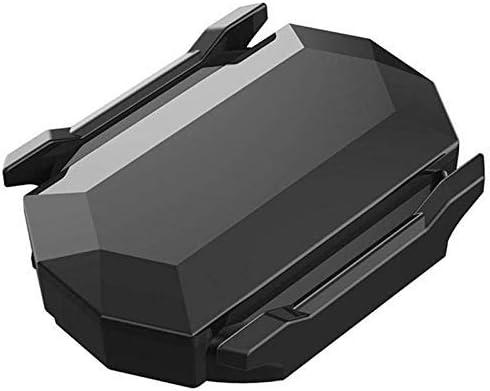Linghuang Sensor de Cadencia + Sensor de Velocidad inalámbrico Ant+ y Bluetooth 4.0 Compatible con Ciclo computadores GPS Garmin, Bryton, Sigma (Sin imanes)