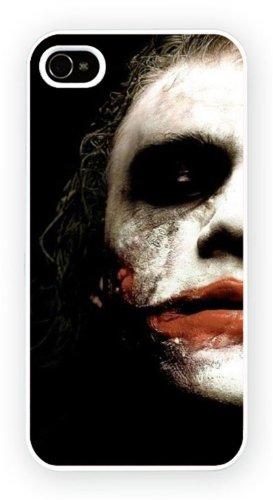 Heath Ledger Joker Art Design, iPhone 5 5S, Etui de téléphone mobile - encre brillant impression