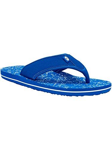 Animal Swish AOP Flip-Flop - Snorkel Blue UK 6 J8MQ7DgAFl