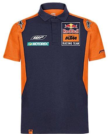 【驚きの値段】 [ Red Bull ] KTM オフィシャル レッドブル ] オフィシャル レプリカ Red ポロシャツ S身幅50cm着丈67cm B07DS5WC5K, 帯と和装小物の店 和門なかむら:d3690d1a --- ciadaterra.com