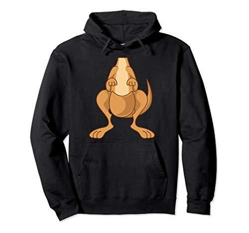 (Funny Kangaroo Costume Hood - Funny Halloween Easy DIY)