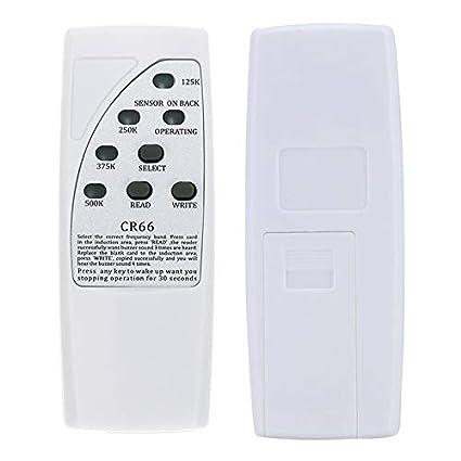 Gogdog RFID ID Card Indicator Light with Copier Button Induction Portable Card Writer Interno Unidad de Fuente de alimentaci/ón
