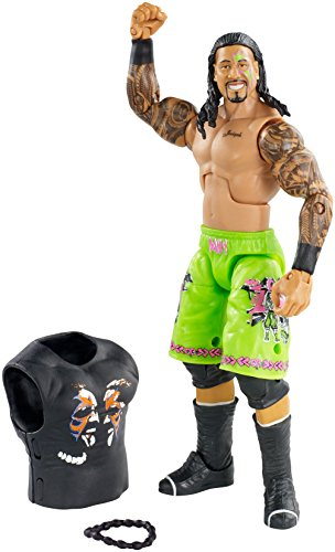 WWE Elite Series #31 - Jey Uso Figure (Wwe The Usos Action Figures)