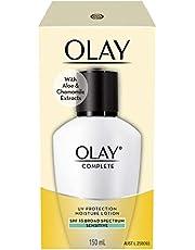 Olay Complete UV Protection Moisture Lotion Sensitive Spf 15, 150 ml