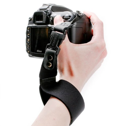 OP/Tech USA SLR Wrist Strap Handschlaufe (Trageschlaufe, Handgelenkschlaufe) für DSLRs und spiegellose Systemkameras