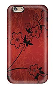 Paul Jason Evans's Shop Best Tough Iphone Case Cover/ Case For Iphone 6(black And Red) 1837339K74990346