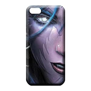 iphone 5c Shock-dirt Scratch-free Forever Collectibles phone back shells night elf wow
