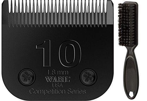 WAHL Professional Animal Ultimate #10 Blade with Blade Brush