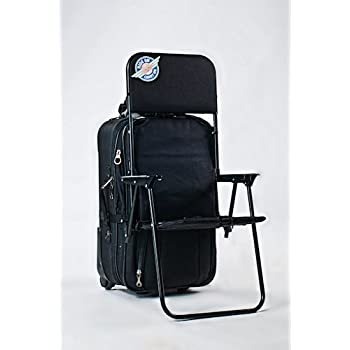 RIDE-ON CARRY-ON - BLACK (FAMILY TRAVEL JUST GOT EASIER AND KIDS LOVE IT!)