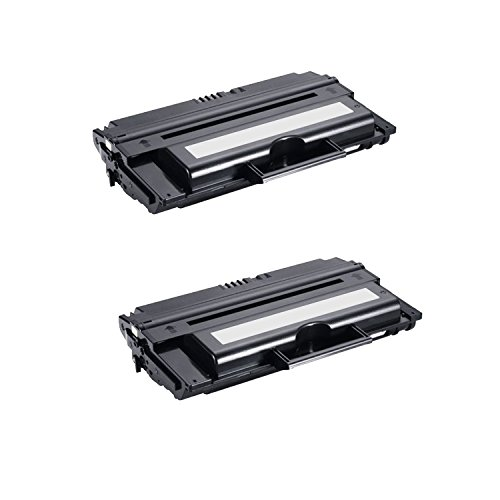 2-Pack Dell 1815DN (310-7945) Compatible Toner Cartridge for use with Dell 1815DN Printer - (1815dn Compatible Toner)