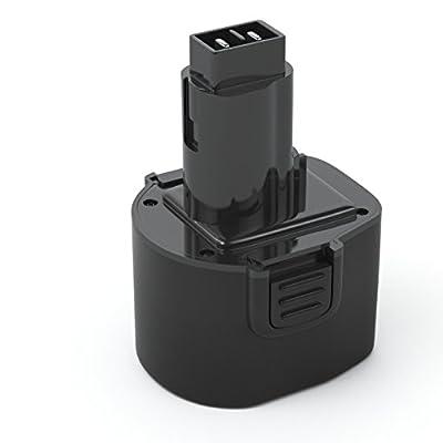 Pwr+ Battery for Dewalt Dw9061 Dw9062 De9036 De9062 Dw9614 Dw050