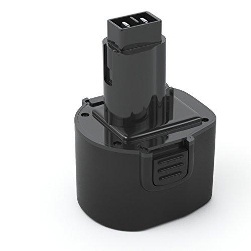- Pwr+ 9.6V Battery for Dewalt Dw9061 Dw9062 De9036 De9062 Dw9614 Dw050 Dw902 Dw911 Dw921 Dw926 Dw926k Dw926k2 Dw955 Dw955k-k2 Dw967k; Black & Decker PS120 Fire Storm Replacement Power Tool Battery 2Ah