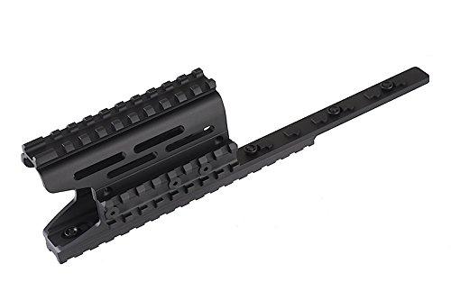 Strike Industries AK Modular/KeyMod レイルハンドガード TRAX 2 SI-AK-TRAX2 B074PN363L