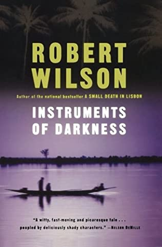 book cover of Instruments of Darkness