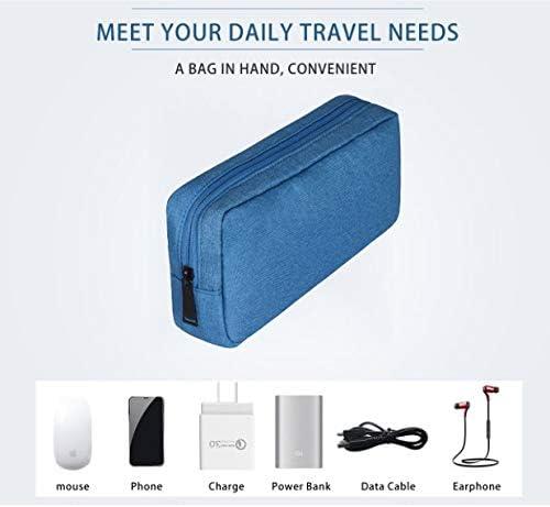 SmartLifeTime accessori da viaggio cavo USB scheda SD borsa impermeabile universale per accessori elettronici gadget da viaggio power bank