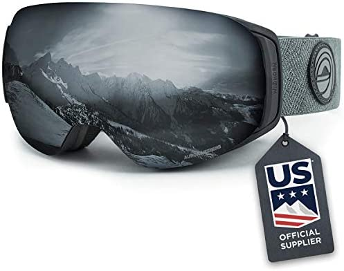 WildHorn Outfitters Snowboard Goggles Integrated product image