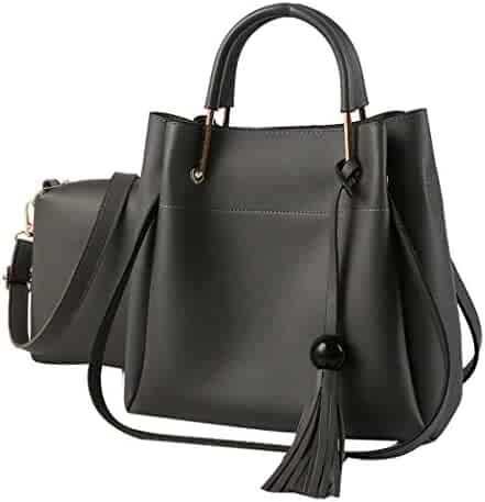 ae161335658b Shopping Fanspack Direct - Faux Leather - Satchels - Handbags ...