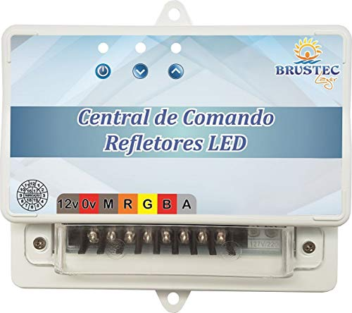 Central de Comando RGB Standard Rítmica Brustec