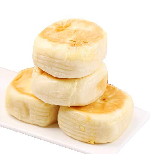 Aji 饼干蛋糕 零食点心 黑糖榴莲味 馅饼糕点 200g /袋 Aji Biscuit Cake Snacks Black Sugar Durian Flavored Pie Cake 200g/Bag