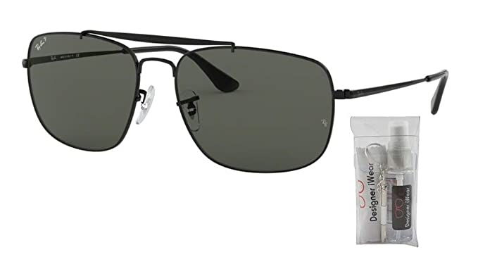 Amazon.com: Ray-Ban RB3560 The Colonel - Gafas de sol para ...