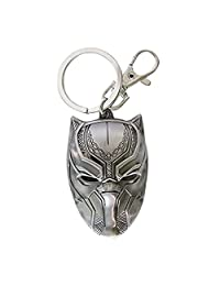 Metal Key Chain - Marvel - Black Panther New Licensed 68669