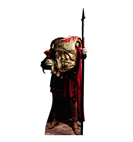 (Advanced Graphics Roman Soldier Stand-in Life Size Cardboard Cutout)