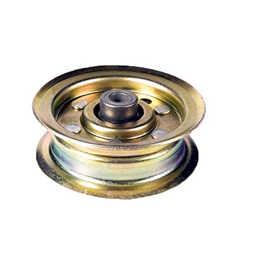 Husqvarna 532173437 Flat Idler Pulley Replacement for Riding Lawn - Pulley Lawn Craftsman Mower Idler