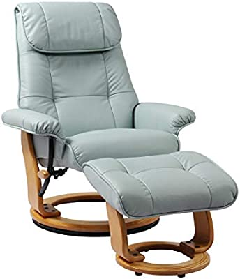 Cool Amazon Com Coja By Sofa4Life Colorado Leather Recliner And Ncnpc Chair Design For Home Ncnpcorg
