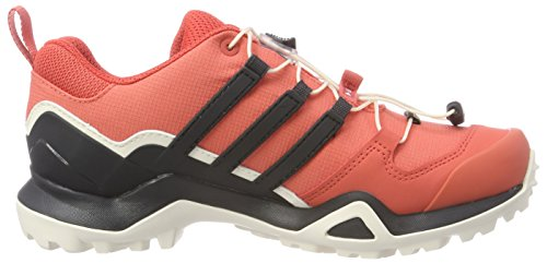 Women's White Terrex GTX Scarlet Cross Chalk Cwhite Trace Carbon adidas Swift Carbon Trasca Red R2 Trainers C7I4wq